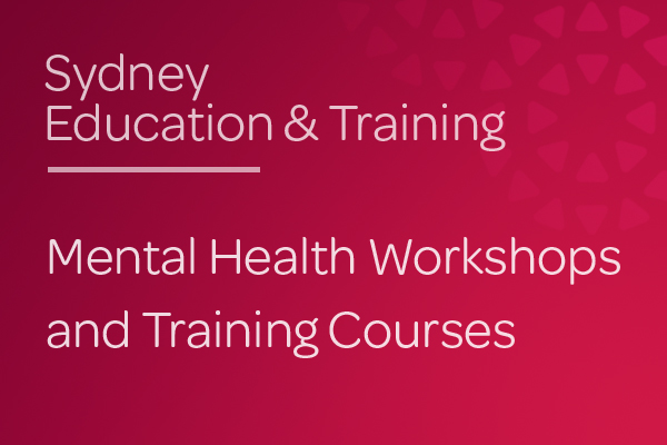 Education & Training Workshops