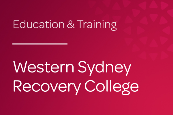 Western Sydney Recovery College
