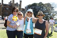 Wellness Walk Sydney 2016: Having a great day out together!