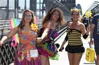 Wellness Walk Sydney 2016: Flourish Team looking very flourishing