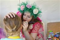Wellness Walk Sydney 2016: Our gorgeous face-painting artist - it's not just for kids!