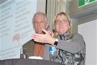 SFNSW Symposium 2016: Schizophrenia Researchers - Professor Cyndi Shannon-Weickert and her husband Associate Professor Thomas Weickert