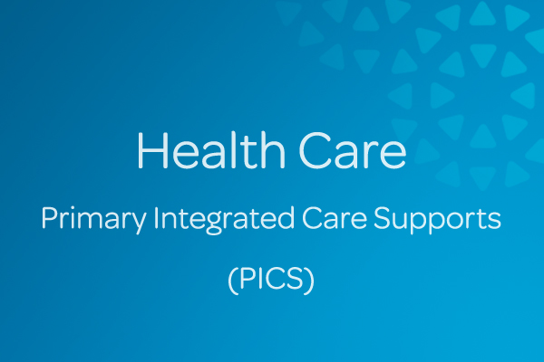Primary Intergrated Care Supports