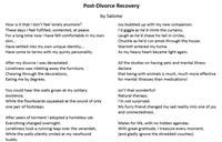 Carer Salome Post-Divorce Recovery