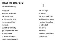 Consumer Jeanette Young - Isaac the Bear Part 2