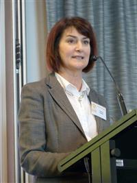 One Door Mental Health Symposium 2018  - Carmel Tebbutt, CEO Mental Health Coordinating Council. Photo Credit: Bruce Jarvis
