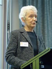 One Door Mental Health Symposium 2018 Patricia Staunton, Deputy President Mental Health Review Tribunal. Photo Credit: Bruce Jarvis